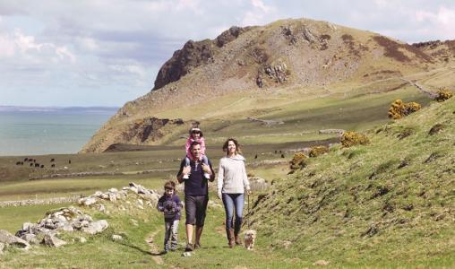 Wales Walking Holidays