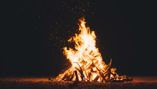 The best bonfire displays to enjoy on your Together Travel staycation