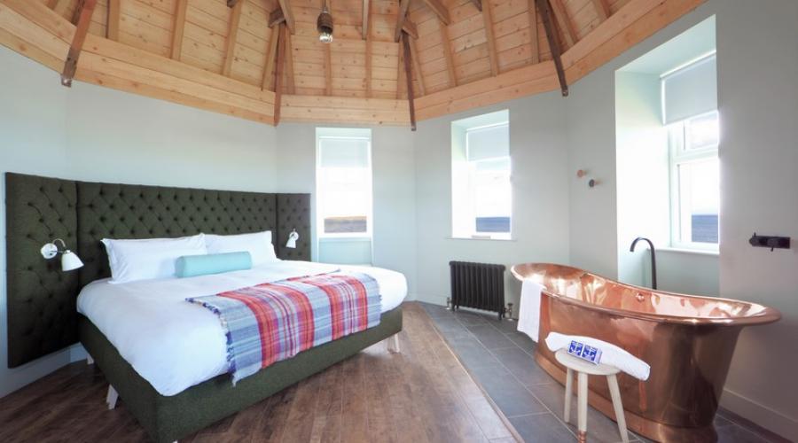 The Inn at John O'Groats - Jan De Groot Suite