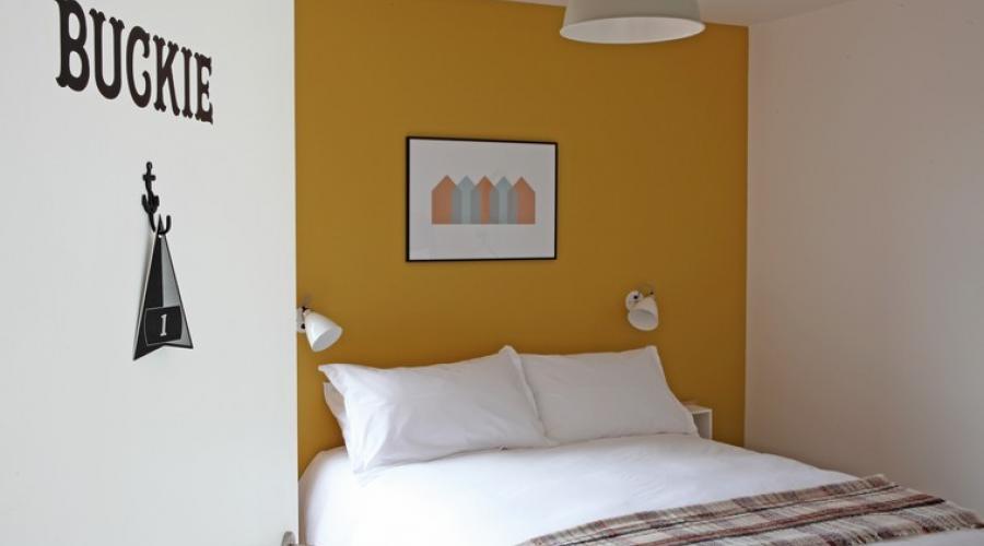 The Inn at John O'Groats - Apartment Bedroom